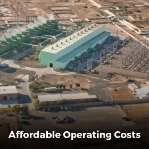 Affordable Operating Costs
