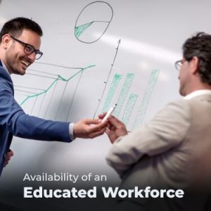 Availability of an Educated Workforce