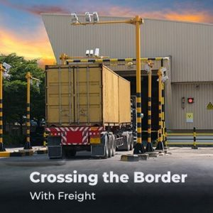Crossing the Border With Freight