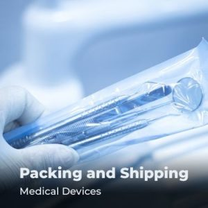 Packing and Shipping Medical Devices
