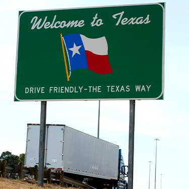 cross border shipping from or to texas