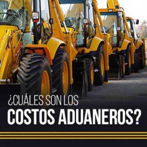 cuáles son los costos aduaneros